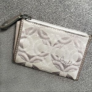 🖤COACH Authentic Mini Wallet/Coin Purse/Card&Key
